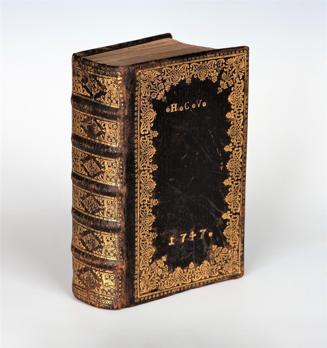 Peregrinatio novena, oder neuntägige Zuflucht  ... Wien 1736. - 2 weitere Werke u. Fragment angebunden.