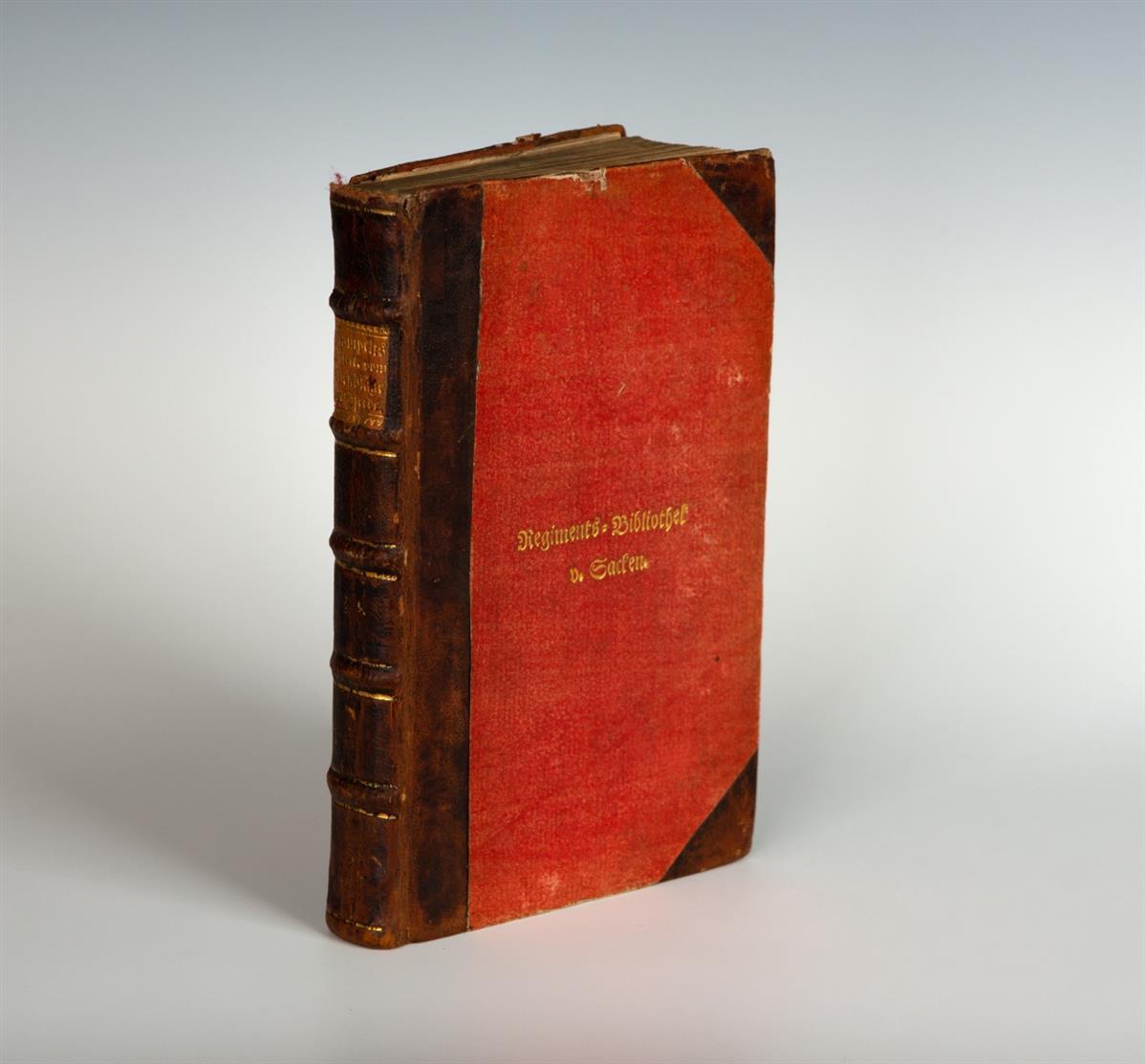G. L. Rumpelt, Unterricht vom Beschläge der Pferde. Lpz. 1785.