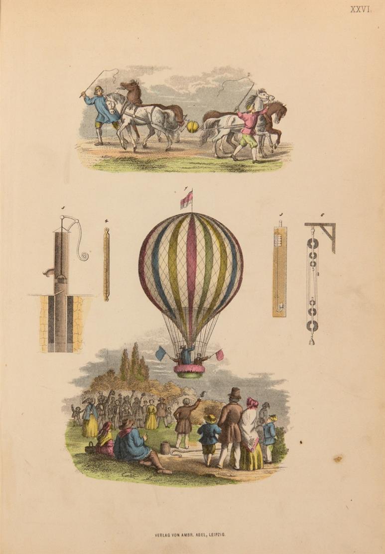 C. F. Lauckhard, Die Welt in Bildern. Orbis pictus. 5. Aufl. Lpz. 1883.