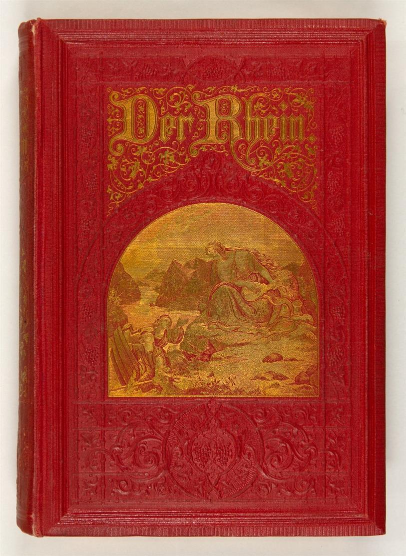 W. O. v. Horn (d.i. W. Oertel), Der Rhein. Geschichte und Sagen ... Wiesbaden 1867.