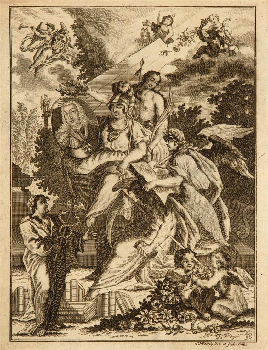 G. Veneroni, Il Dizionario Imperiale, nel quale le quattro principali lingue dell'Europa. 4 Tle. in 1 Bd.. Köln u.a. 1766.
