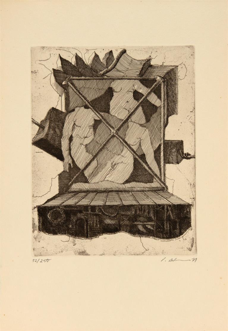 G. Flaubert / P. Ackermann: Jules und Henry. Bln. 1971. - Ex. 12/250.
