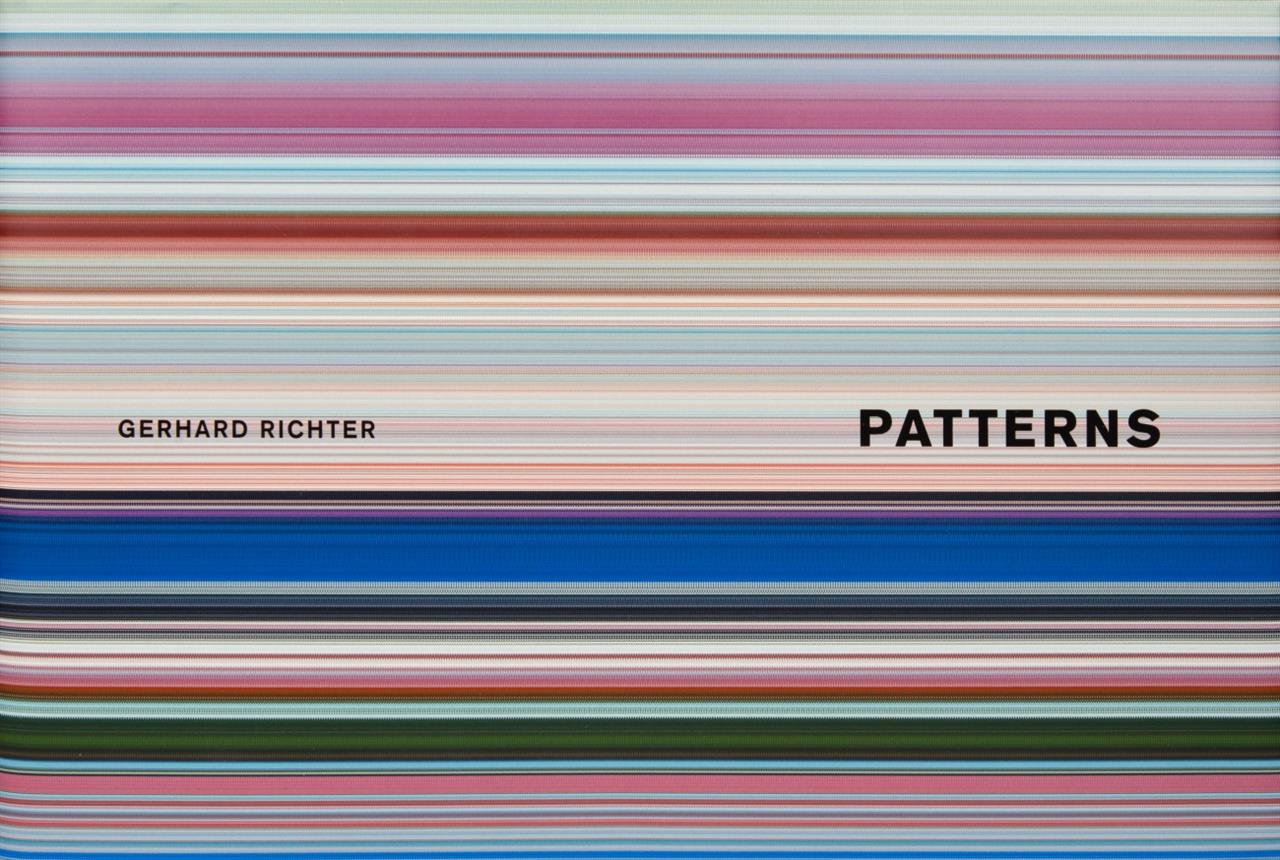 G. Richter, Patterns. London u. Köln 2011. - Ex. 746/800.