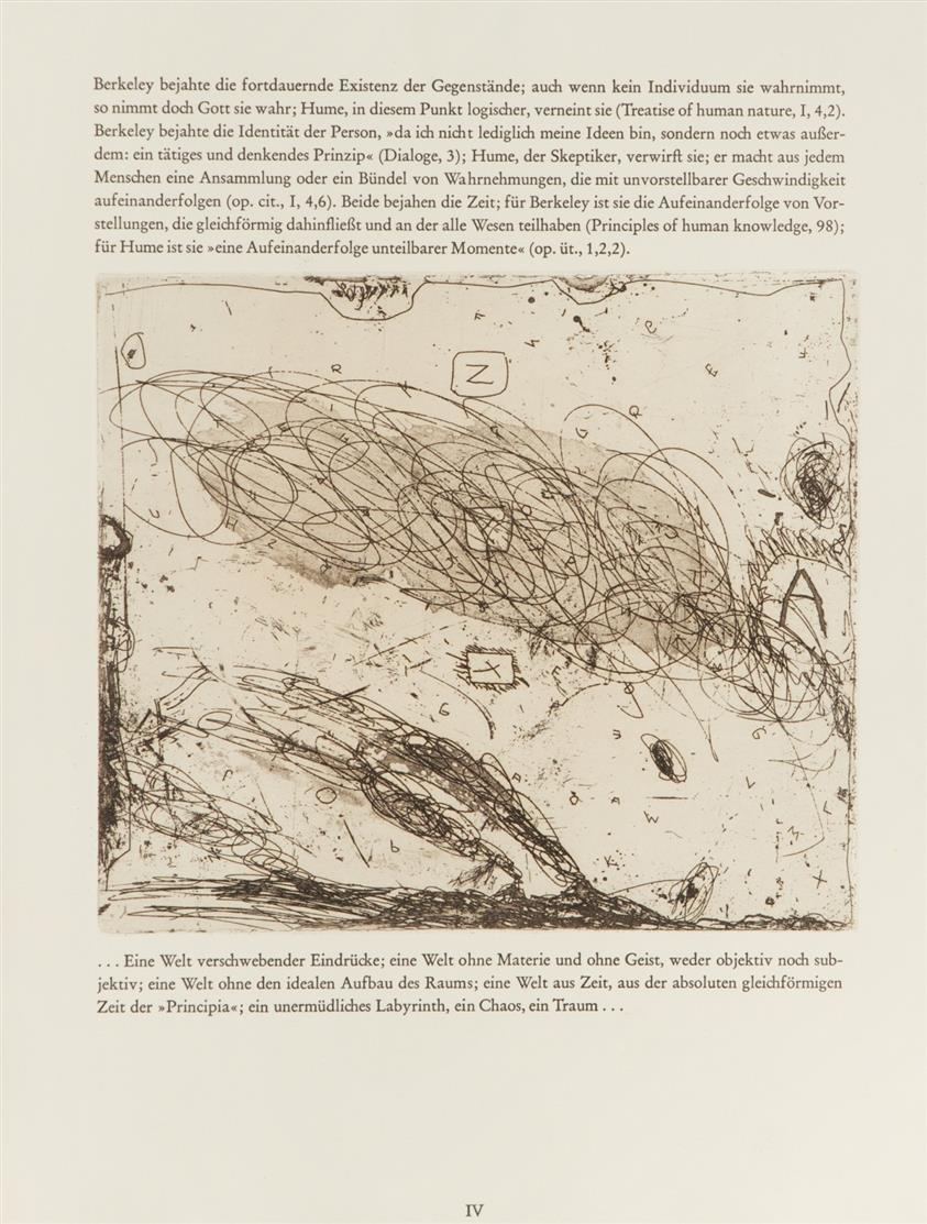Karl Heinz Bohrmann. 10 Radierungen zu Texten von Jorge Luis Borges.