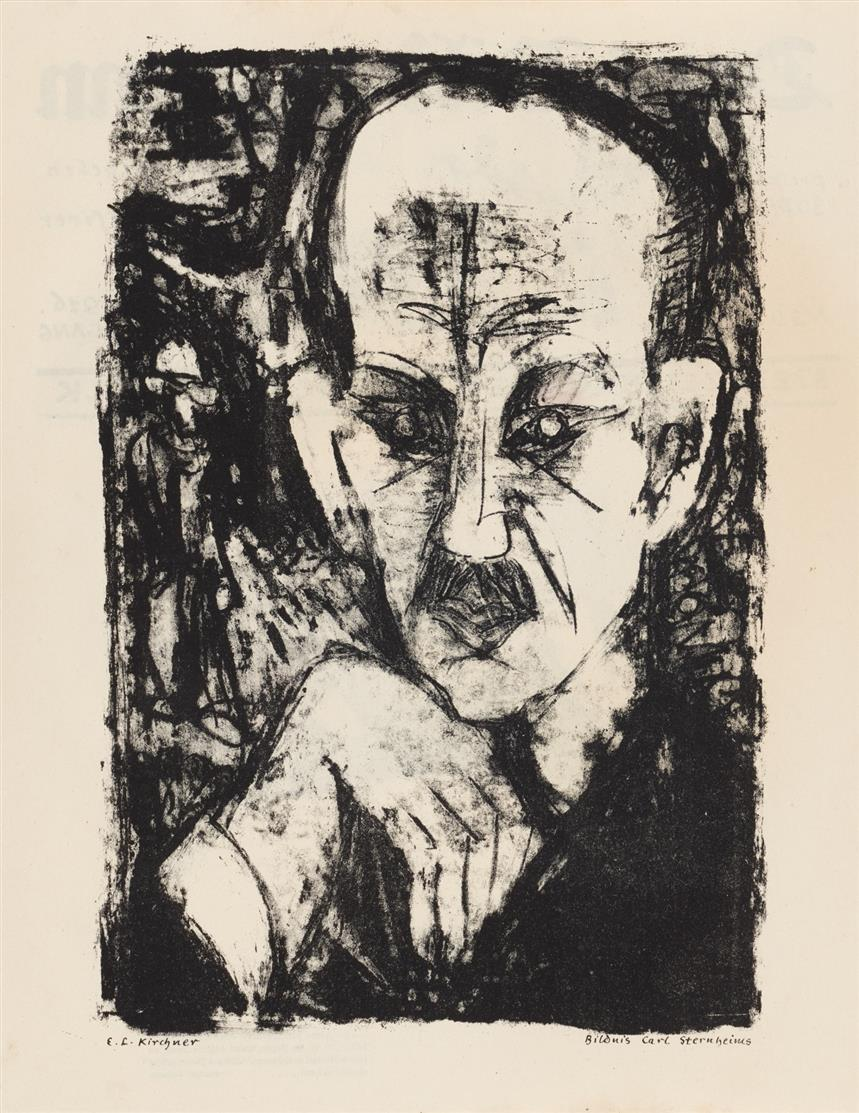 Der Bildermann. 1. Jg., Hefte 1-18 (mit Beilagen) (alles). Berlin 1916.