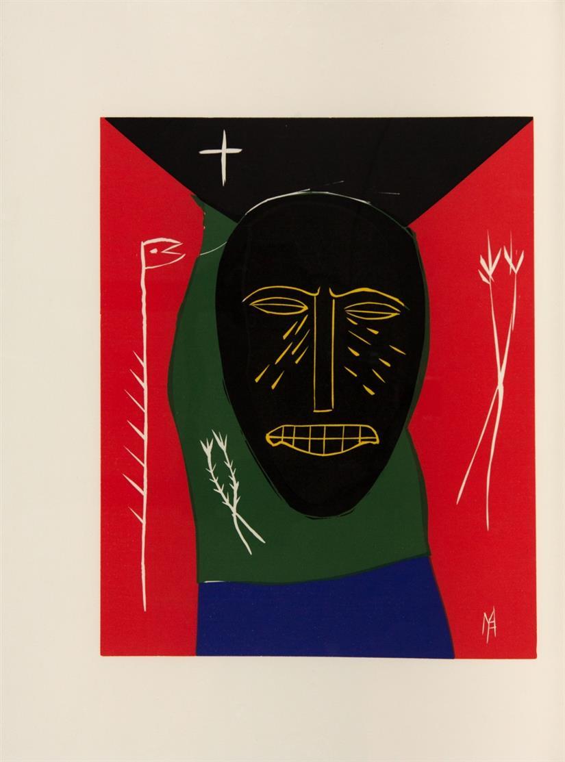 M. Paladino / C.  Lévi-Strauss, Tristes tropiques. Bielefeld 1989. -  350 Ex.