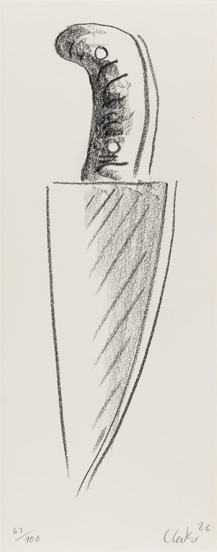 Uecker/Neuerburg/Schroeter, Muttermord in der Diamantenwüste. 1986. - Ex. 61/100 der VA mit 2 Arbeiten von G. Uecker.
