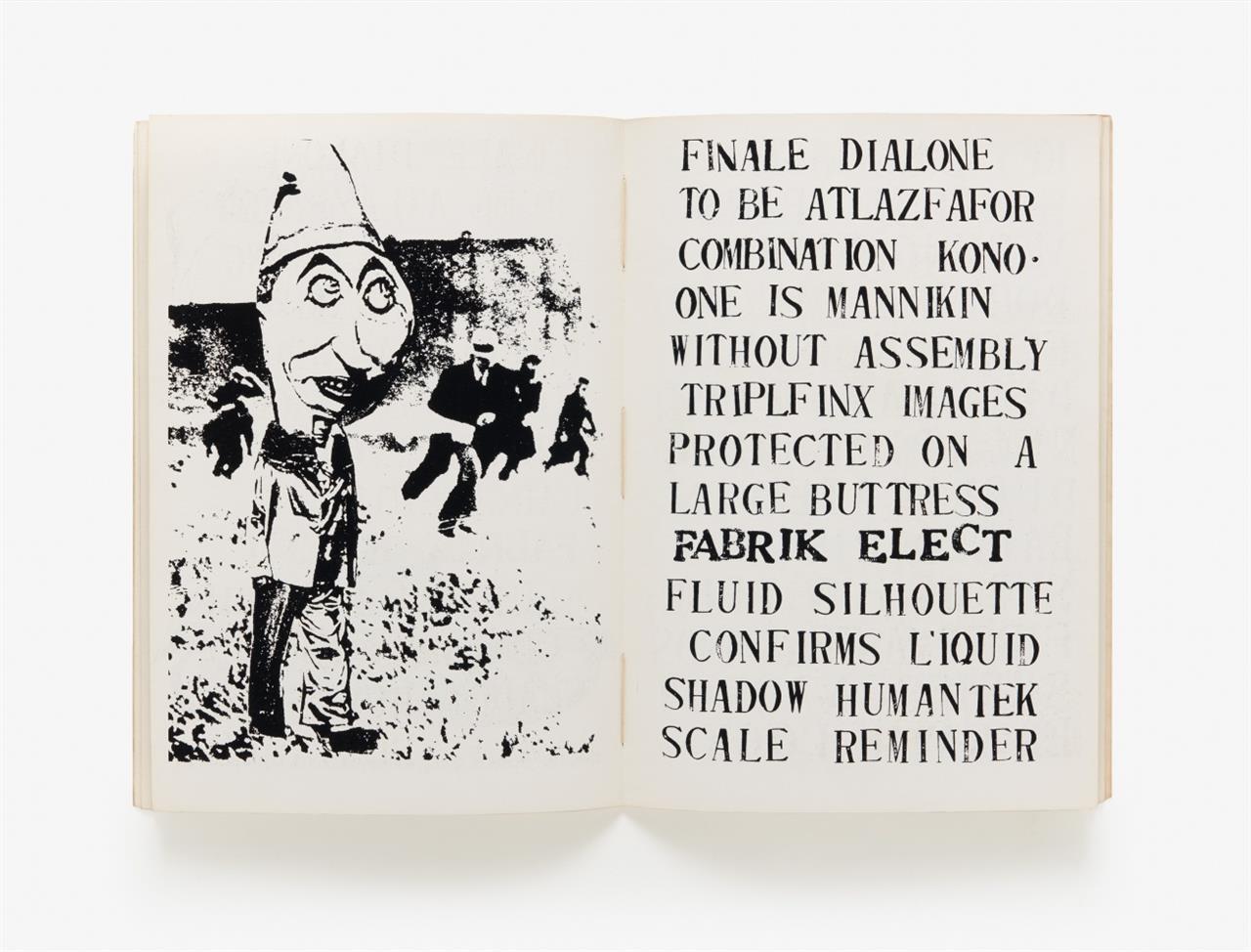 E. Paolozzi, Metafisikal Translations. London 1962. - Ex. 17/100.