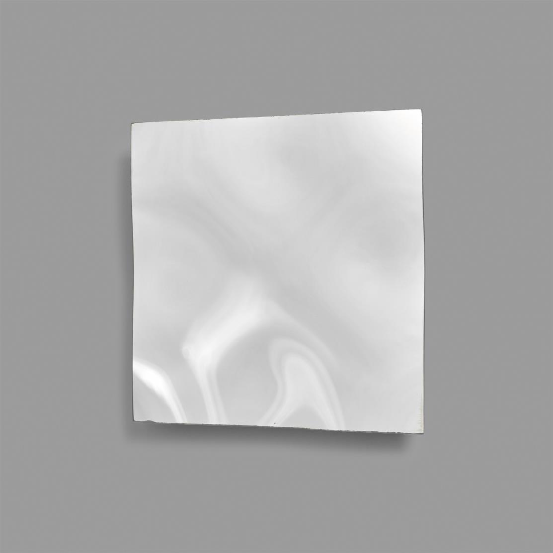 Victor Bonato. KH-KK-70. (1975). Glasspiegelverformung. Verso signiert. Artist proof.